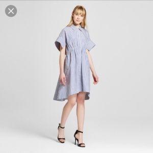 Victoria Beckham for Target - Shirt Dress - Small